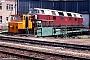 "LEW 12566 - DB AG ""ASF 34"" 02.06.1994 - Meiningen, BetriebshofHelmut Heiderich (Archiv Manfred Uy)"