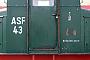 """LEW 13210 - DB Regio """"ASF 43"""" 31.05.2004 - Westerland (Sylt)Dietmar Stresow"""