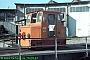 """LEW 13213 - DB AG """"ASF 46"""" 29.09.1997 - Stralsund, BetriebshofNorbert Schmitz (Archiv Manfred Uy)"""