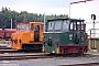 """LEW 14871 - DB AG """"ASF 86"""" 29.06.2008 - Seddin, BetriebshofRudi Lautenbach (Archiv Manfred Uy)"""