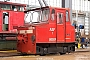 """LEW 14872 - Railion """"ASF 1"""" 24.06.2014 - Seddin, BetriebshofRudi Lautenbach (Archiv Manfred Uy)"""
