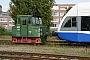 "LEW 17219 - DB AG ""ASF 107"" 14.10.2016 - Rostock, Betriebshof HauptbahnhofMichael Uhren"