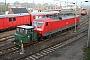 "LEW 17219 - DB AG ""ASF 107"" 13.10.2008 - Rostock, Betriebshof HauptbahnhofMichael Uhren"
