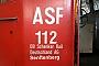 """LEW 17239 - DB AG """"ASF 112"""" 07.06.2018 - Senftenberg, BetriebshofGunnar Hölzig"""