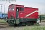 """LKM 253021 - DR """"1"""" 30.07.1992 - Wittenberge, AusbesserungswerkNorbert Schmitz"""