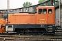 """LKM 261008 - DR """"311 108-5"""" __.07.1992 - Lutherstadt Wittenberg, BahnbetriebswerkRalf Brauner (Archiv Manfred Uy)"""