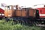 """LKM 261246 - DB AG """"311 558-1"""" 11.06.1994 - Berlin-Pankow, BahnbetriebswerkErnst Lauer"""