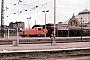 LKM 261286 28.07.1987 - Halle (Saale) HbfMichael Uhren