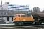 """LKM 261313 - DR """"311 676-1"""" 15.04.1992 - Auerbach (unterer Bahnhof)Ingmar Weidig"""