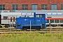 """LKM 261329 - DB Fahrzeuginstandhaltung """"V 22.06"""" 04.07.2017 - WittenbergeRudi Lautenbach"""