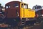 """LKM 261356 - DR """"101 711-0"""" 29.07.1991 - Kamenz, BahnbetriebswerkErnst Lauer"""
