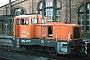 """LKM 262040 - DB AG """"312 006-0"""" 01.02.1997 - Leipzig-SüdSteffen Hennig"""