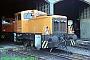 """LKM 262058 - DR """"312 024-3"""" 08.08.1993 - Reichenbach (Vogtland), BahnbetriebswerkNorbert Schmitz"""