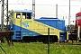"LKM 262104 - TME ""Lok 1"" 16.06.2011 - Rostock, BetriebshofHarald Weyh"