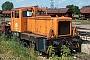 """LKM 262115 - Kley """"312 066-4"""" 21.07.2004 - Erfurt, GüterbahnhofJens Reising"""