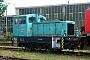 "LKM 262132 - DB Fahrzeuginstandhaltung ""Lok 001"" 05.07.2010 - CottbusMartin Neumann"