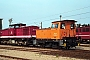 "LKM 265028 - DB AG ""312 128-2"" 25.07.1994 - Neustrelitz, BahnbetriebswerkMichael Uhren"