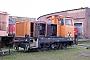 """LKM 265052 - DB Cargo """"312 152-2"""" 24.11.2002 - Halle (Saale)Ralph Mildner"""