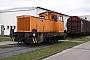 """LKM 265053 - DB Cargo """"312 153-0"""" 18.04.2003 - Rostock, Betriebshof Rostock-SeehafenPeter Wegner"""