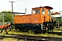 "LKM 265060 - DB Cargo ""312 160-5"" 28.04.2000 - Magdeburg HauptbahnhofThomas Rose"