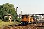 """LKM 265076 - DR """"312 176-1"""" 03.08.1993 - Ebersbach, BahnhofSteffen Duntsch"""