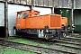 """LKM 265145 - DB AG """"312 245-4"""" 12.10.1995 - Halle (Saale), Bahnbetriebswerk GNorbert Schmitz"""