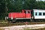 "LKM 265149 - DB Cargo ""312 249-6"" 12.08.2000 - Gera HbfDaniel Berg"