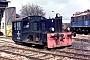 """LKM 49827 - TEV """"100 955-4"""" 05.03.2000 - Weimar, BahnbetriebswerkFrank Glaubitz"""