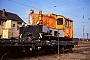 "O&K 20281 - DB AG ""399 111-4"" 21.02.1998 - Halle, Bahnbetriebswerk Halle GMalte Werning"