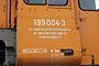 "O&K 20281 - DB AG ""399 111-4"" 23.11.2004 - Halle, Bahnbetriebswerk GWieland Schulze"