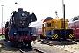 """O&K 20281 - BSW Halle """"199 004-3"""" 09.07.2006 - Halle, Bahnbetriebswerk Halle PJan Weiland"""
