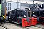 """O&K 20295 - DB AG """"310 201-9"""" 12.10.2002 -  Arnstadt, historisches BahnbetriebswerkJan Weiland"""
