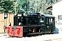 """O&K 20324 - DR """"100 347-4"""" 26.09.1991 - Müllrose, BahnhofWolfgang Schink"""
