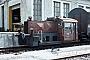 "O&K 20352 - DB ""322 106-6"" 12.05.1982 - Bremen, AusbesserungswerkNorbert Lippek"