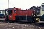 """O&K 20368 - DB """"322 108-2"""" 08.03.1980 - Northeim, BahnbetriebswerkMathias Lauter"""