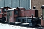 "O&K 20368 - DB ""322 108-2"" 11.02.1981 - Bremen, AusbesserungswerkNorbert Lippek"