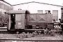 """O&K 20505 - DB """"323 509-0"""" 17.07.1978 - Bremen, AusbesserungswerkH.D. Amelsburg (Archiv Mathias Lauter)"""