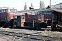 "O&K 20971 - DB ""323 462-2"" 14.05.1980 - Bremen, AusbesserungswerkNorbert Lippek"