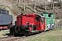 """O&K 20971 - Wiehltalbahn """"323 462-2"""" 19.03.2011 - Gummersbach-Dieringhausen, EisenbahnmuseumFrank Glaubitz"""