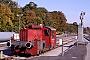 """O&K 20975 - BE """"D 13"""" 12.10.1994 - Bad Bentheim, BahnhofRolf Köstner"""