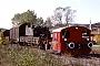 """O&K 20975 - BE """"D 13"""" 18.10.1989 - Bad Bentheim, BahnhofRolf Köstner"""