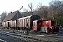 """O&K 20975 - BE """"D 13"""" 13.10.1981 - Bentheim, BahnhofLudger Kenning"""