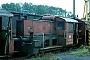 "O&K 20975 - DB ""323 970-4"" 08.10.1980 - Bremen, AusbesserungswerkNorbert Lippek"