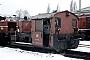 "O&K 20975 - DB ""323 970-4"" 10.12.1980 - Bremen, AusbesserungswerkNorbert Lippek"