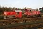 """O&K 20975 - BE """"D 13"""" 28.12.2015 - Nordhorn, Anschluss SBRJohann Thien"""
