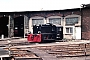 "O&K 20982 - DR ""100 768-1"" 22.06.1989 - Wustermark, BahnbetriebswerkMichael Uhren"
