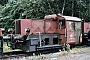 "O&K 21494 - DB ""323 965-4"" 09.07.1980 - Bremen, AusbesserungswerkNorbert Lippek"