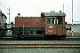 "O&K 26000 - DB ""323 161-0"" 11.12.1985 - Bremen, AusbesserungswerkNorbert Lippek"