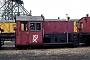 "O&K 26000 - DB AG ""323 161-0"" 23.02.1997 - Hamburg-Wilhelmsburg, BetriebshofJTR (Archiv Werner Brutzer)"