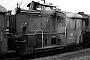 "O&K 26002 - DB ""323 163-6"" 11.07.1984 - Bremen, AusbesserungswerkAndreas Gunke"